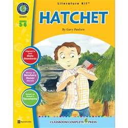 Hatchet Literature Kit GR 5-6