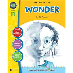 Grade 5-6 Wonder Literature Kit, CCP2533