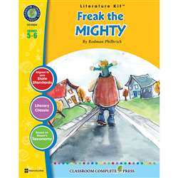 Freak The Mighty Gr 5-6 Literature Kit, CCP2534