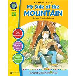 My Side Of The Mountain Gr 5-6 Literature Kit, CCP2536