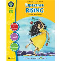 Esperanza Rising Lit Kit Gr 5-6 Learning Center, CCP2537