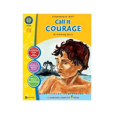 Call It Courage Armstrong Sperry Lit Kit Gr 7-8, CCP2706