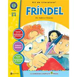 Frindel Literature Kit Spanish, CCP2800