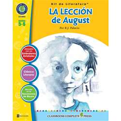 La Leccion De August Literature Kit Spanish, CCP2804
