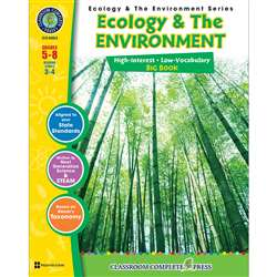 Ecology & The Environment Series Ecology & Environments Big Book By Classroom Complete