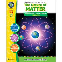 The Nature Of Matter Big Book By Classroom Complete