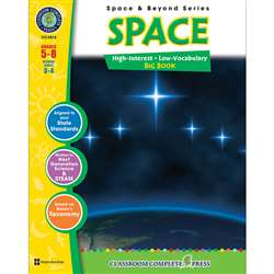 Space Big Book By Classroom Complete