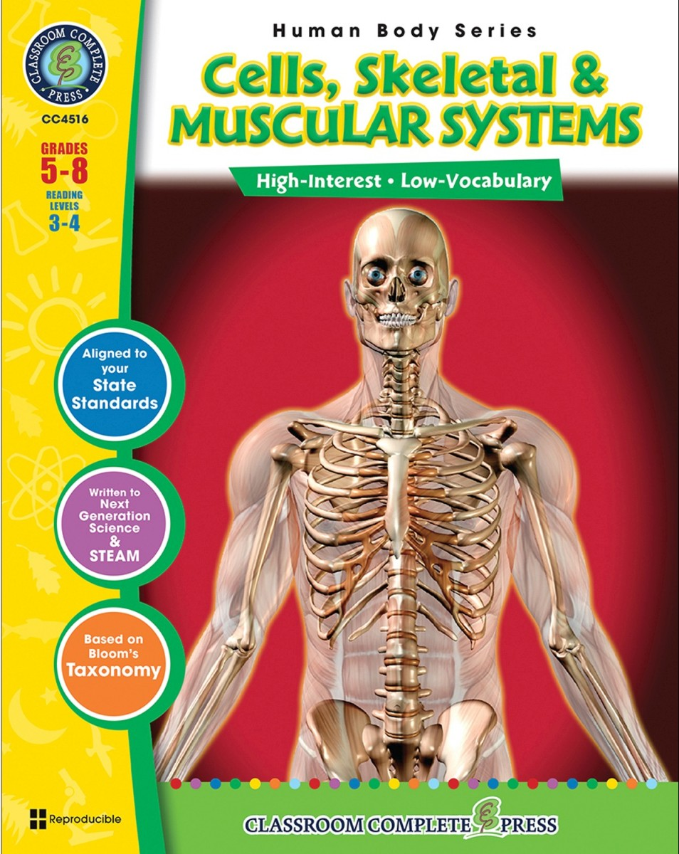 Cells Skeletal & Muscular Systems by Classroom Complete: Human ...