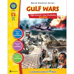 Gulf Wars Big Book By Classroom Complete