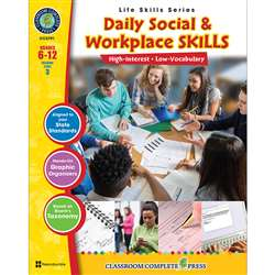 Daily Social & Workplace Skills, CCP5791