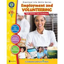 Employment & Volunteering, CCP5808