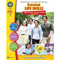 Practical Life Skills Big Book, CCP5809