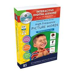 High Frequency Picture Words By Classroom Complete