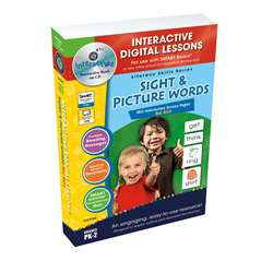 Sight & Picture Words Big Box By Classroom Complete