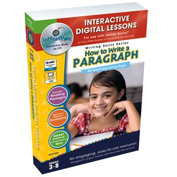 How To Write A Paragraph By Classroom Complete
