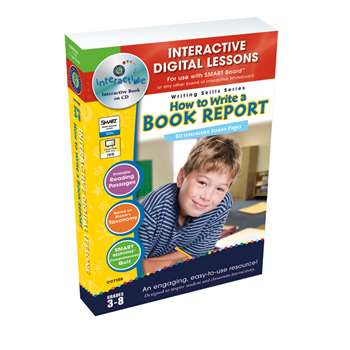 How To Write A Book Report By Classroom Complete