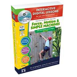 Force Motion & Simple Machines Big Box By Classroom Complete