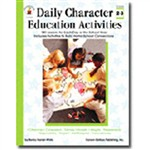Character Ed Activities Gr2-3 Daily By Carson Dellosa