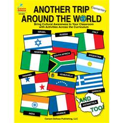 Another Trip Around The World Gr K3 By Carson Dellosa