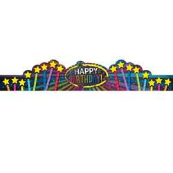 Stars Birthday Crown Crowns School Girl Style, CD-101085