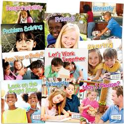 Little World Social Skills Bk St 10, CD-102614