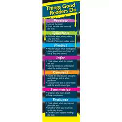 Things Good Readers Do Bookmarks By Carson Dellosa