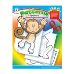 Patterns Book Gr Pk-5 By Carson Dellosa