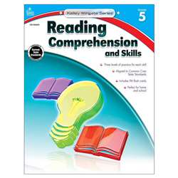 Shop Book 5 Reading Comprehension And Skills - Cd-104623 By Carson Dellosa