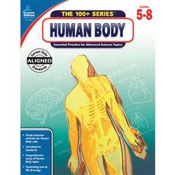 The Human Body Gr 5-8, CD-104641