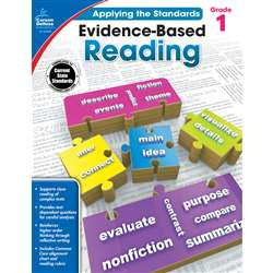 Evidence Based Reading Gr 1, CD-104830