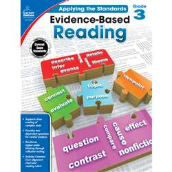 Evidence Based Reading Gr 3, CD-104832