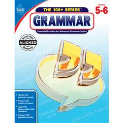 100 Plus Grammar Gr 5-6, CD-104837