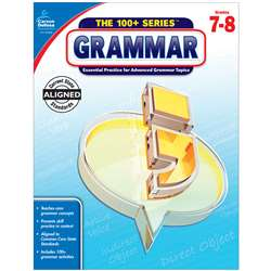100 Plus Grammar Gr 7-8, CD-104838
