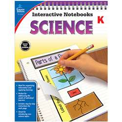 Interactive Notebooks Science Gr K, CD-104904