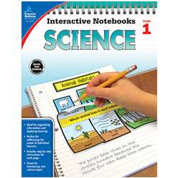 Interactive Notebooks Science Gr 1, CD-104905