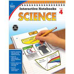 Interactive Notebooks Science Gr 4, CD-104908