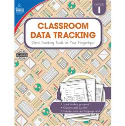 Classroom Data Tracking Gr 1, CD-104917