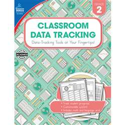Classroom Data Tracking Gr 2, CD-104918