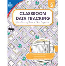 Classroom Data Tracking Gr 3, CD-104919