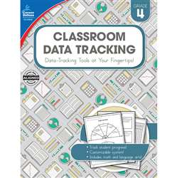 Classroom Data Tracking Gr 4, CD-104920