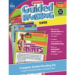 Guided Reading Infer Gr 1-2, CD-104923