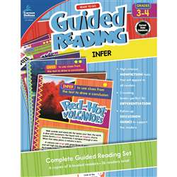 Guided Reading Infer Gr 3-4, CD-104924