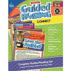 Guided Reading Connect Gr 5-6, CD-104928