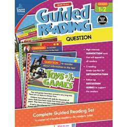 Guided Reading Question Gr 1-2, CD-104929