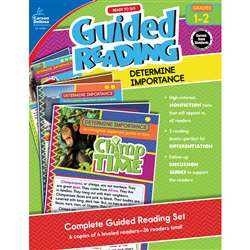 Guided Determine Importance Gr 1-2 Reading, CD-104961