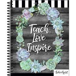 Simply Stylish Teacher Plan Book, CD-105024
