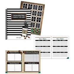 Industrial Cafe Teacher Planner, CD-105026