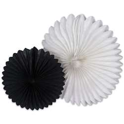 Black And White Fans, CD-107000