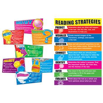 Bb Set Reading Strategies By Carson Dellosa