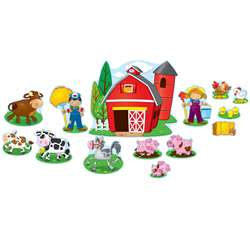 Farm Bulletin Board Set By Carson Dellosa